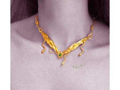 Olympiada Necklace