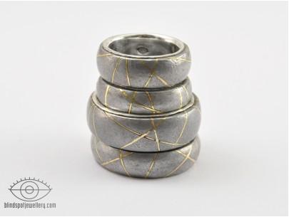 Kintsugi de Lux ring