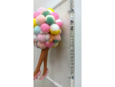 Candy girl Nicolette Benard