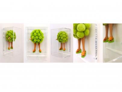 Green apple Nicolette Benard