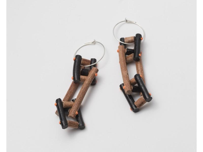 Tough Chain Earrings