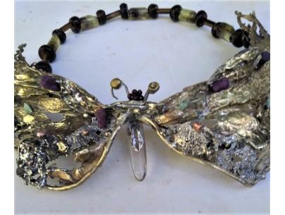 """Wish Necklace"" Kalligas Art"