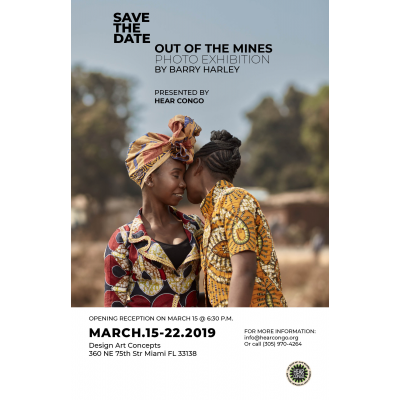 OUT OF THE MINES Exhibition : VIP Opening Reception