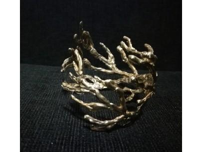 """Fire coral"" CAO  JEWELRY /Covadonga de Viedma"