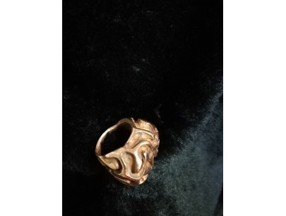 """Brain coral"" CAO  JEWELRY /Covadonga de Viedma"