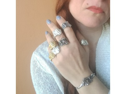 Chiton Ring|Xιτώνας