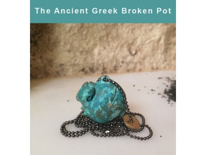 Ancient Greek Broken Pot
