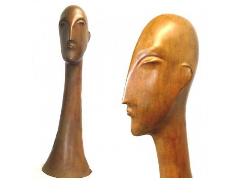Trumpet woman