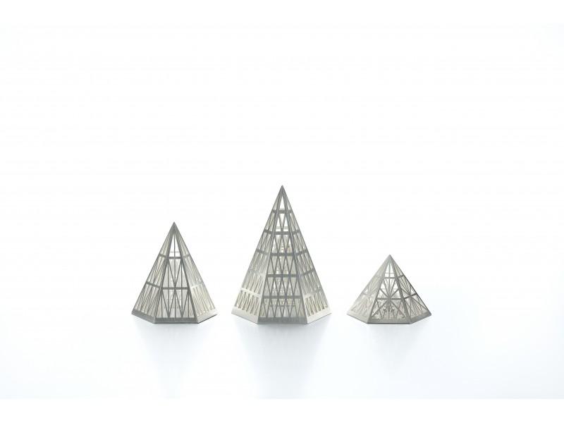 Hexagonal Pyramid I II III
